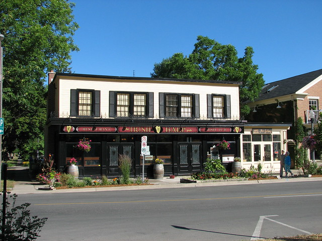 The Irish Harp, Niagara-on-the-Lake