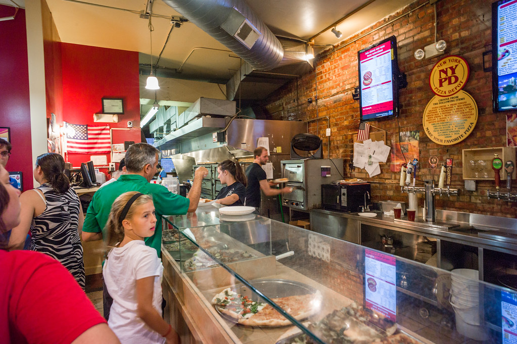 Top Pizza Places in New York