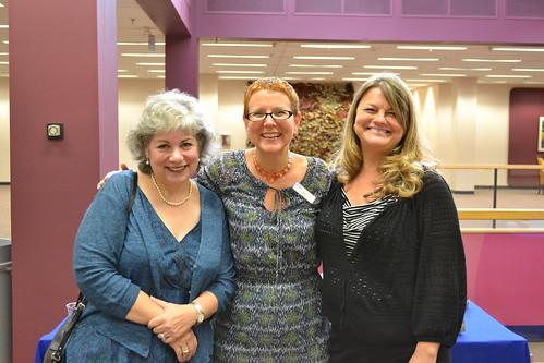 Author Jennie Fields at Omaha Public Library