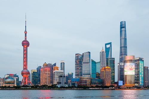 Shanghai   by Valentin Stanciu