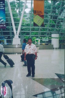KL Airport Satellite terminal