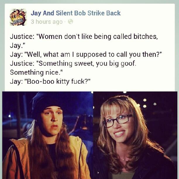 Haha Love This Movie Boo Boo Kitty Fuck Lol By Rironald