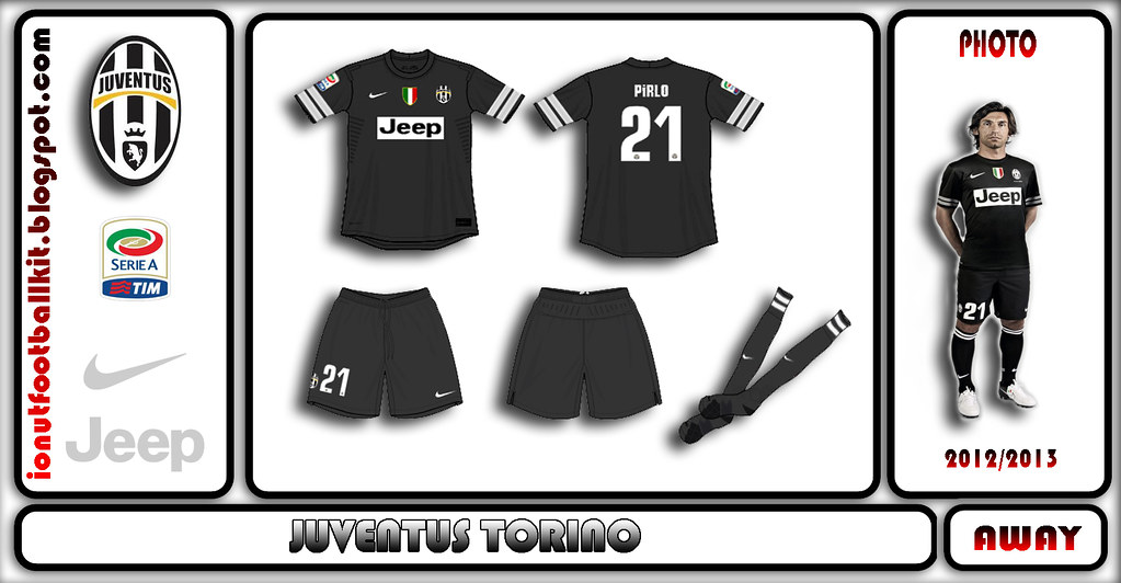 timeless design 09611 7520d Juventus Torino away kit 2012/2013 | sandu ionut | Flickr