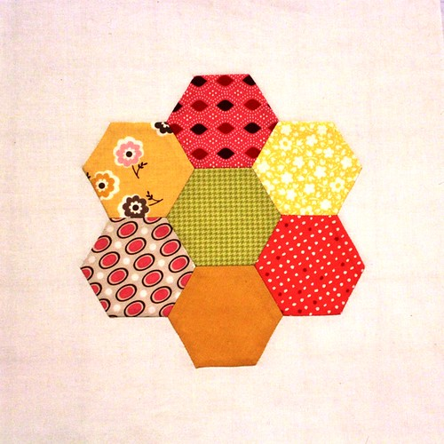 Craftsy BOM - hexagons | by daisy & jack