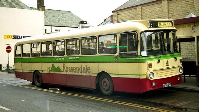 Rossendale ULS334T