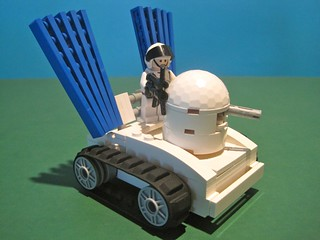 Solar Empire Infantry Support Vehicle