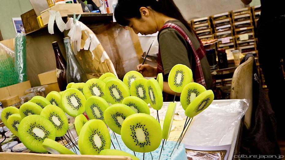 Japanese Food Sample Factory