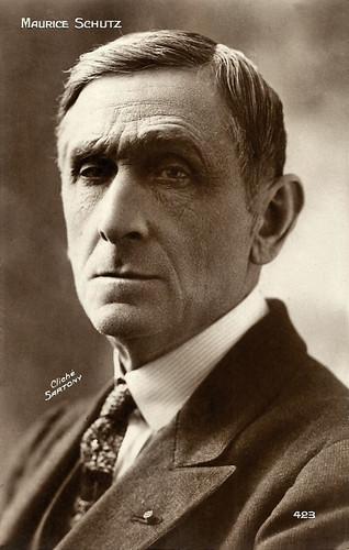 Maurice Schutz