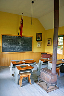 DSC01425 - One Room School House | by archer10 (Dennis)