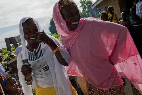 Women of Takalafiya-Lapai village | by World Bank Photo Collection