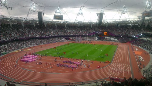 Olympic Stadium | by very_true_thing