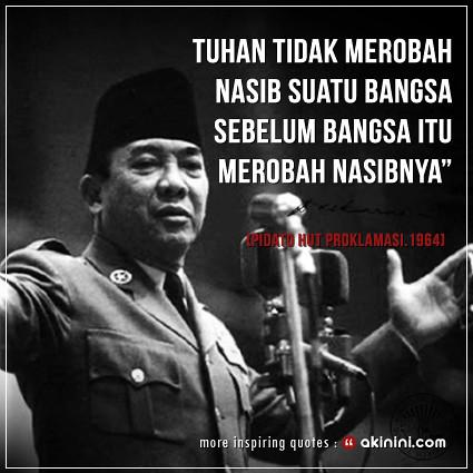 Soekarno Quotes English 6