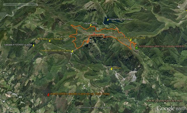 02 AIAKO HARRIA raiak005 mapa01-3D macizo