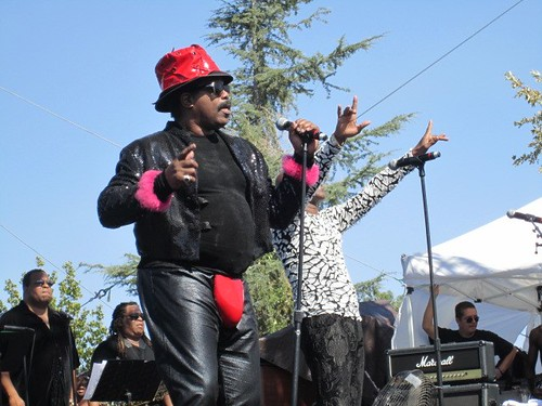 Cameo's Larry Blackmon Performing | by Ellenoir1
