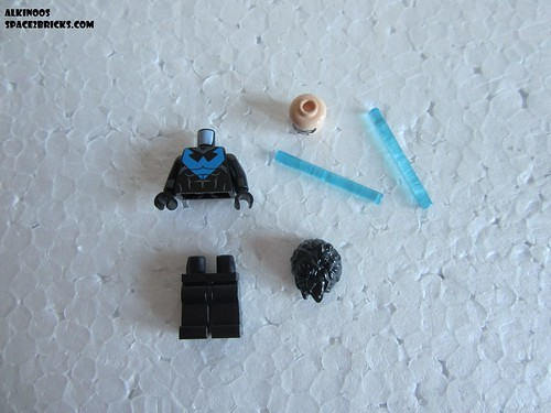 Lego 30606 polybag Nightwing p4