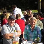 Herbstwanderung und Helferfest 2011