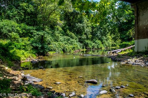 daytime landscape irondale river alabama sunlight color hdr outside nature