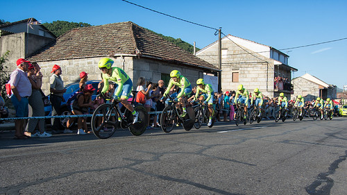Vuelta Ciclista a España 2016 CRE Tinkoff | by lusal1967