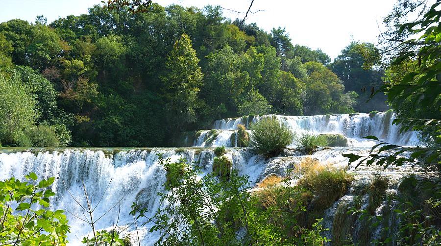 Krka Upper Falls