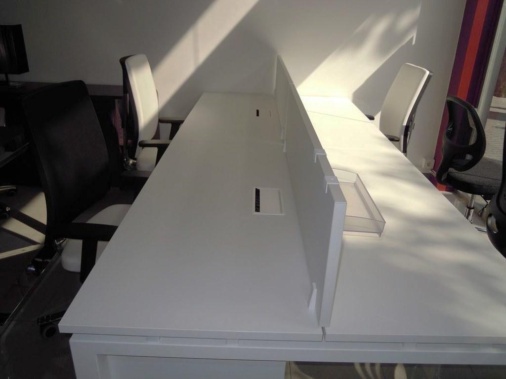 Mesas electrificadas oficina | muebles-oficina-barcelona.blo ...