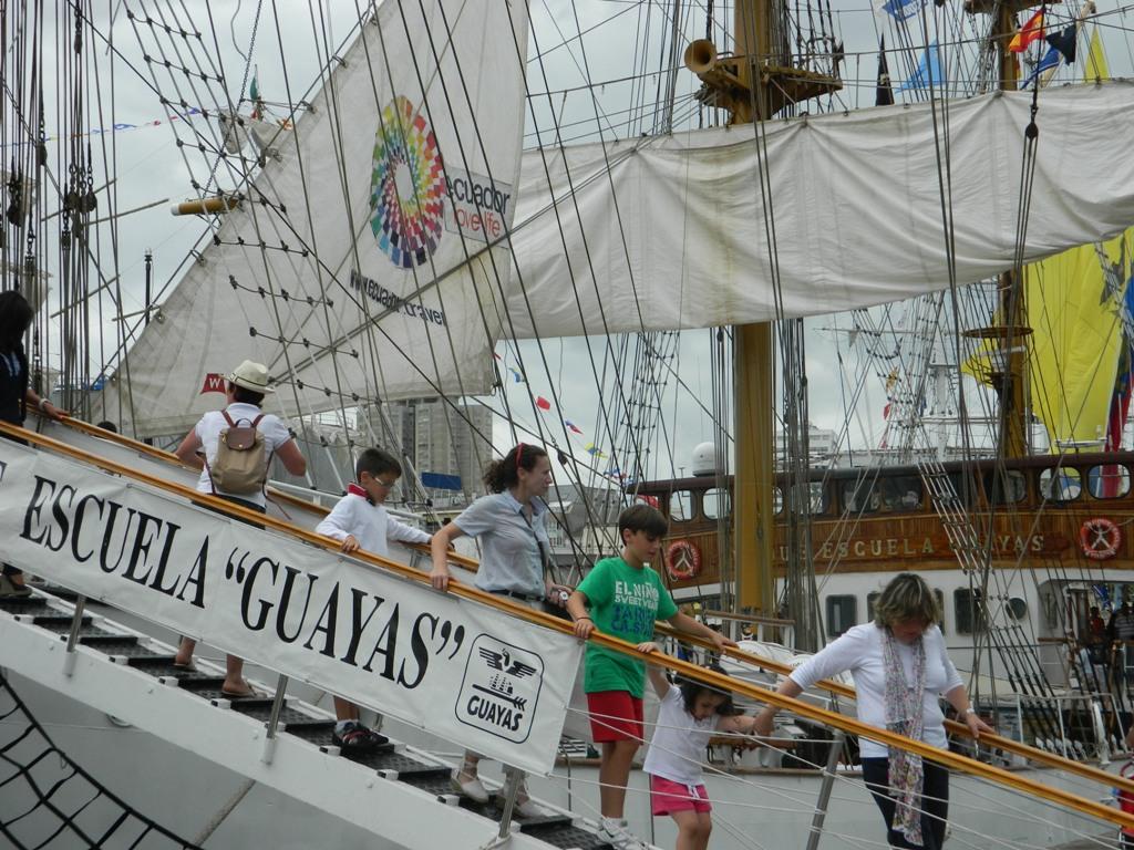 Tall Ships Races 2012 A Coruña Grandes Veleros A Coruña Flickr