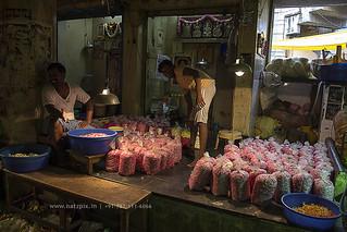 Koyambedu Flower Market | Photo Series: www flickr com/photo