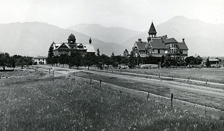 Holmes Hall and Sumner Hall (1895)