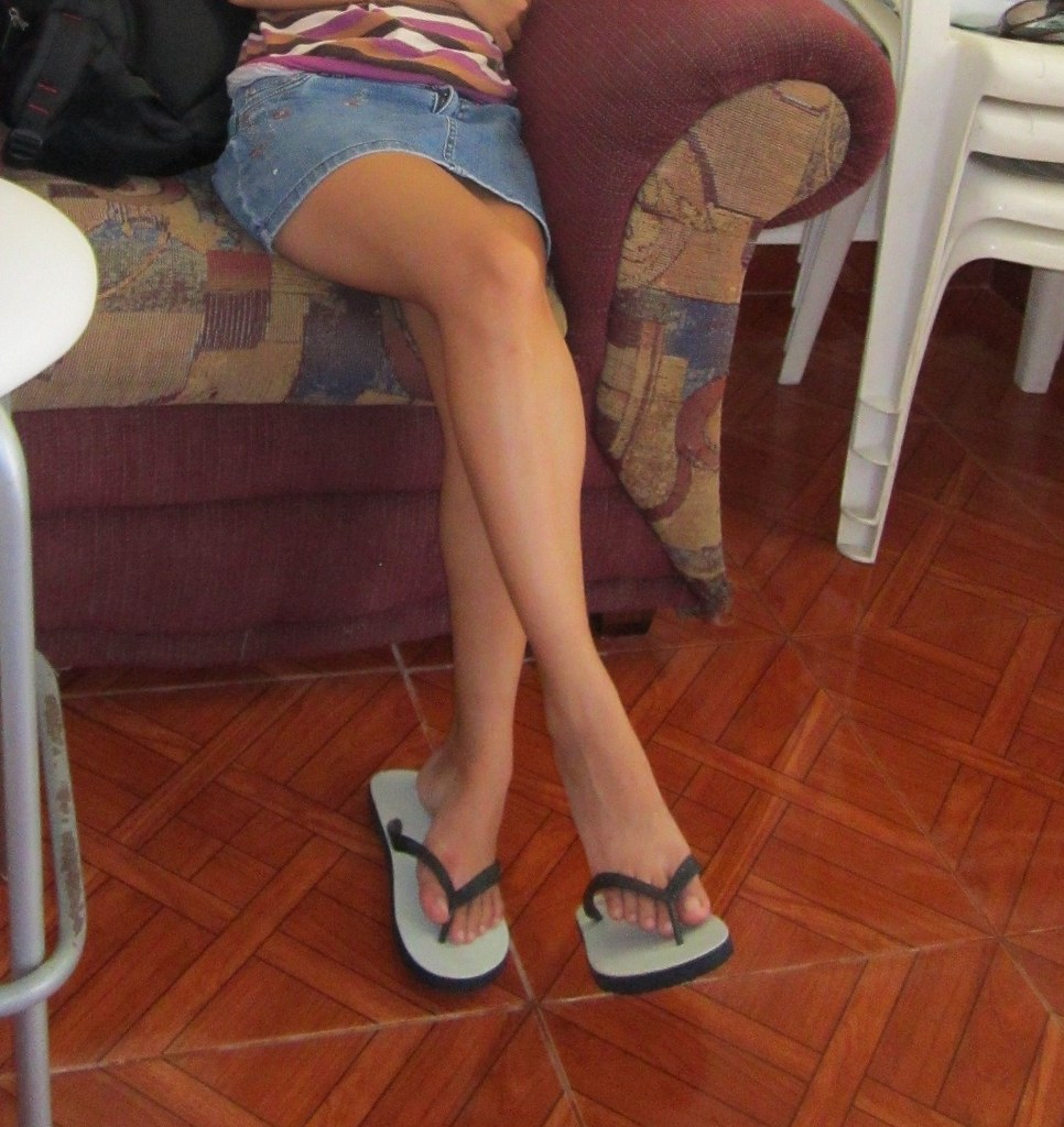 Girl Sexy Feet Gets Fucked