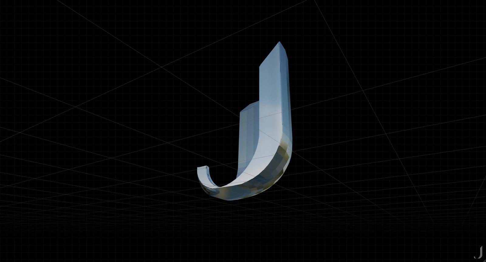 "Gramapoética - letra ""J"""