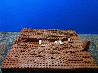 Lego Geonosis Colab Moc