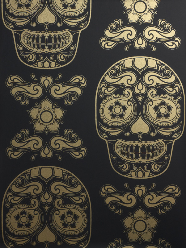 Sugar Skull Wallpaper | by AnatomyUK Sugar Skull Wallpaper | by AnatomyUK
