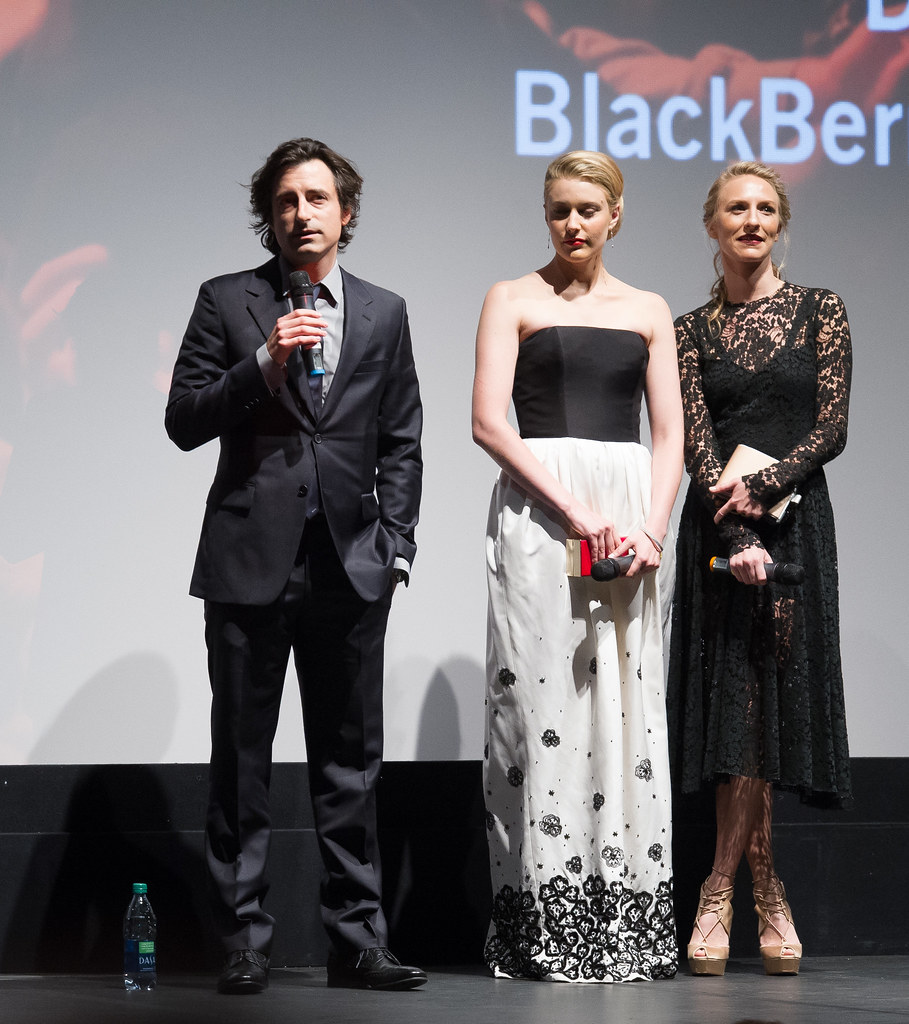 Noah Baumbach, Greta Gerwig, and Mickey Sumner | Q&A after t