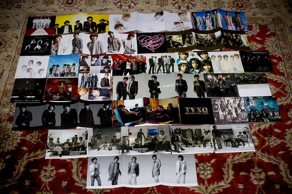 東方神起 - Various Singles and Albums (J-POP 365 - 9 20 2012