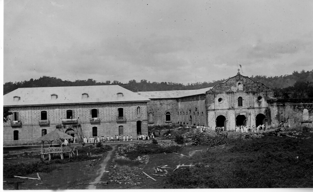 Igbaras after 1948 earthquake | Mill Hill Missionaries | Flickr