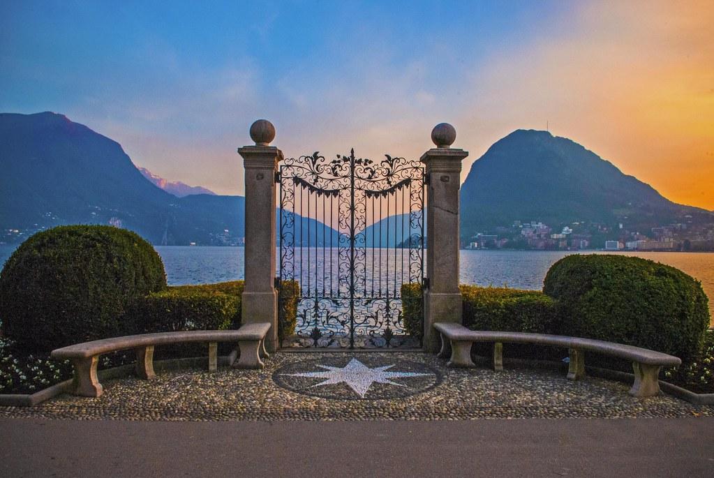 Lugano, Parco Civico. Switzerland. Octobre 27,2010. No. 27… | Flickr