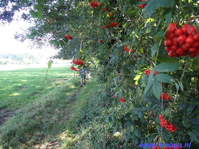 2016-09-07     Rondje - Nijkerk   SOP 25 Km (104)