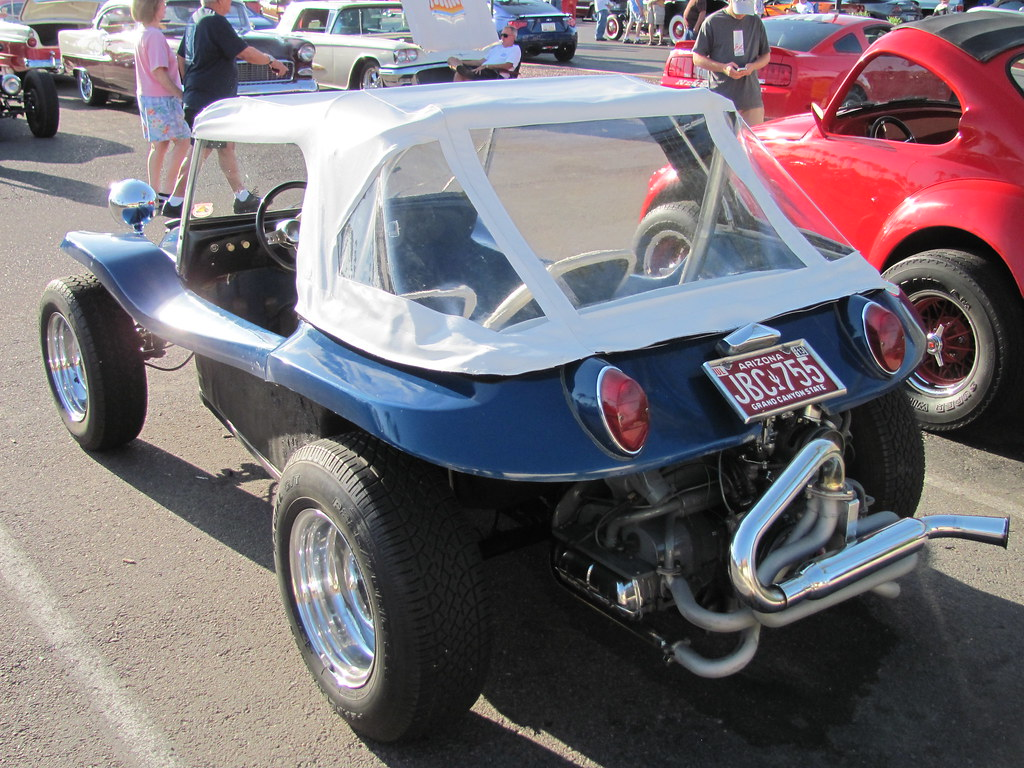 Meyers Manx Dune Buggy | On a shortened Volkswagen Beetle fr