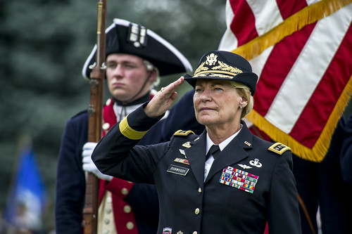 Gen. Ann E. Dunwoody retirement | by The U.S. Army