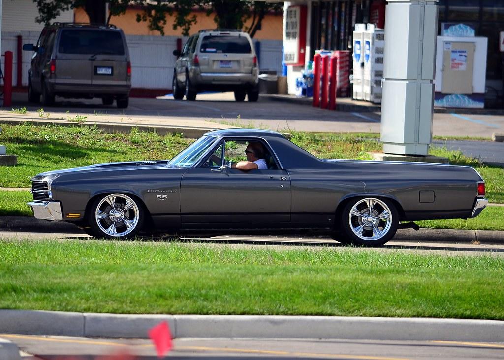 1970 Chevrolet El Camino Ss 396 Scott597 Flickr