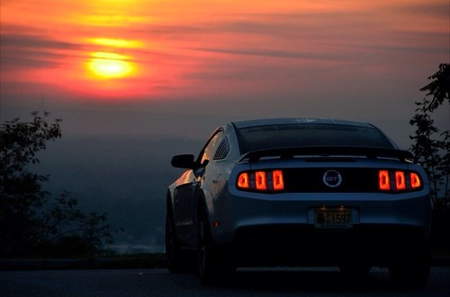 new ford skyline sunrise pony jersey mustang gt overlook taillights patersonnj passaiccounty