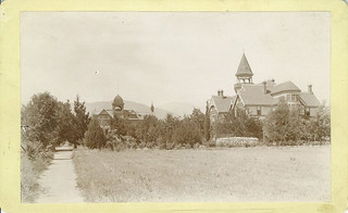 Pomona College in 1909