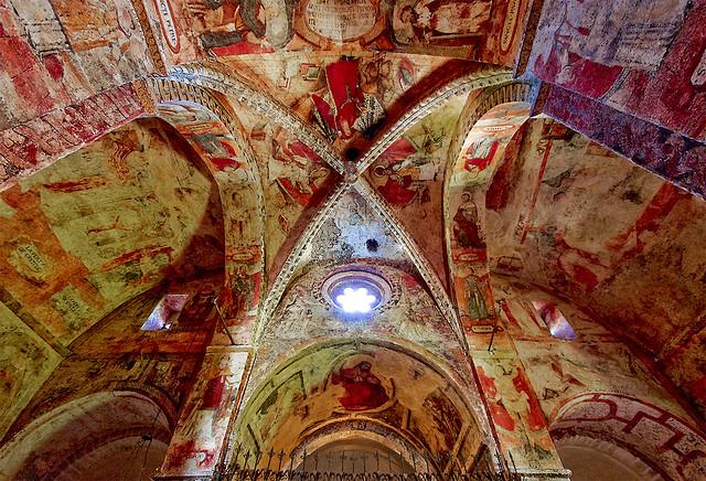 Gotic multicolor / Colourful gothic