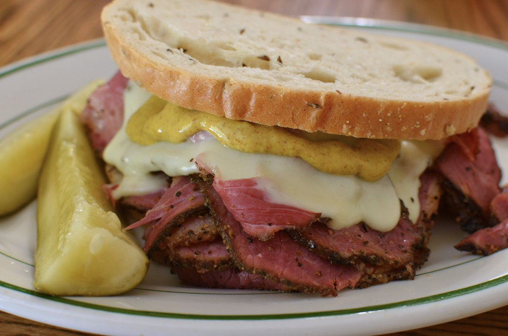 Image result for hot pastrami sandwich