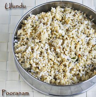 Ulundu-pooranam-recipe | by Raks anand