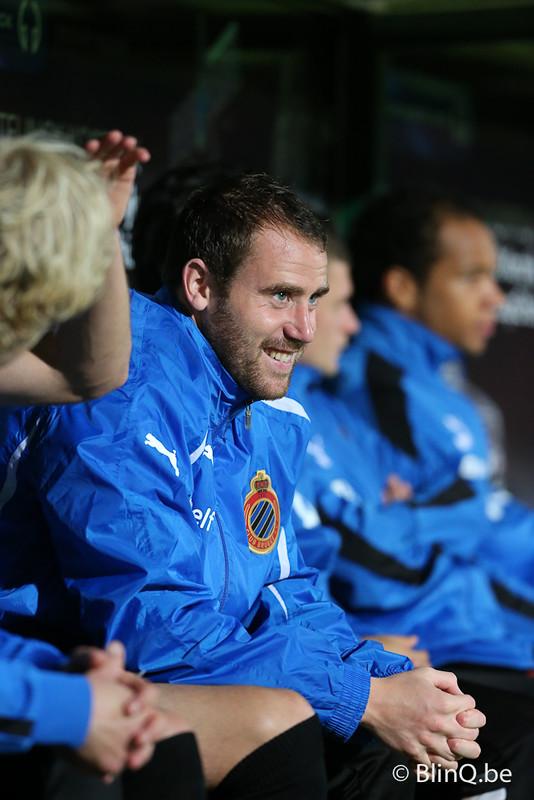 KV Kortrijk - Club Brugge 1-1 (14 sept 2012)