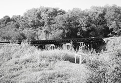Abandoned Railroad Right-of-Way between Fannett and Winnie, Texas 1209031729BW