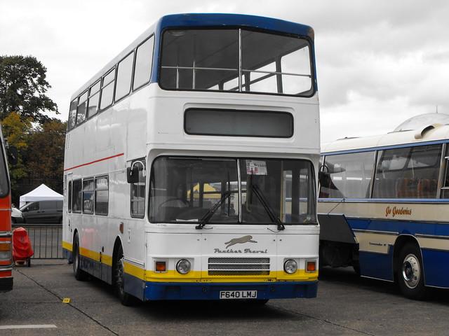 F640 LMJ, Leyland Olympian, Alexander Body (ex-Luton & District) (t.2012) (1)