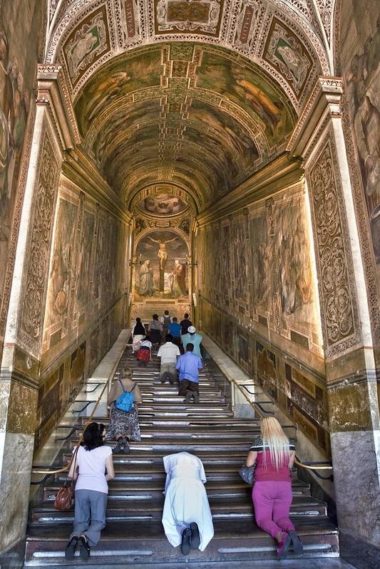 Scala Sancta - Rome