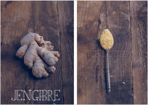 jengibre | by Ivana Rosario ·