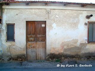 Carife (AV), 2012, Casette asismiche, costruite dopo il terremoto 1930.